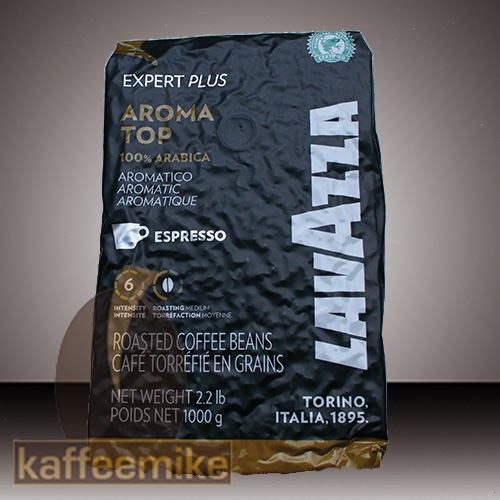 Lavazza Espresso Aroma Top Vending 1000g Bohnen
