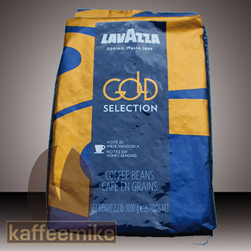 ! Lavazza Gold Selection Espresso Kaffee 1000g Bohnen