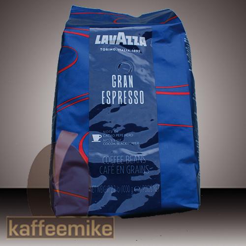 ! Lavazza Gran Espresso Kaffee 1000g Bohnen