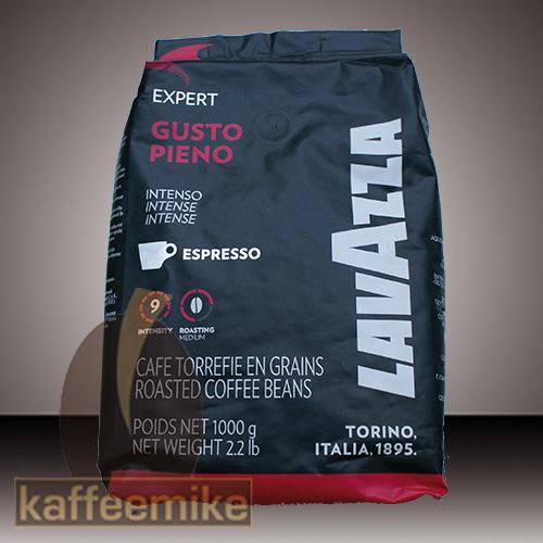 Lavazza Espresso Gusto Pieno Vending 1000g Bohnen