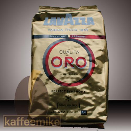 ! Lavazza Qualita ORO Espresso Kaffee 1000g Bohnen