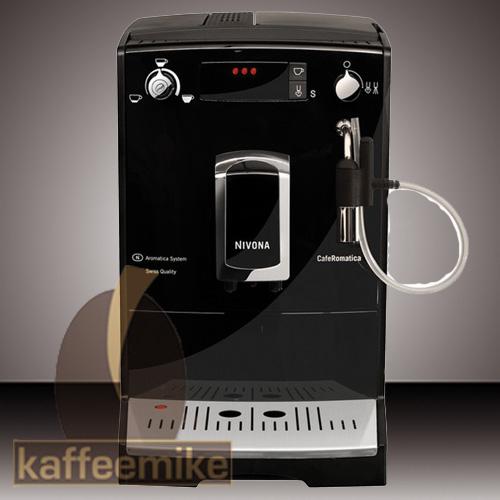 nivona caferomatica 660 kaffeevollautomat schwarz. Black Bedroom Furniture Sets. Home Design Ideas