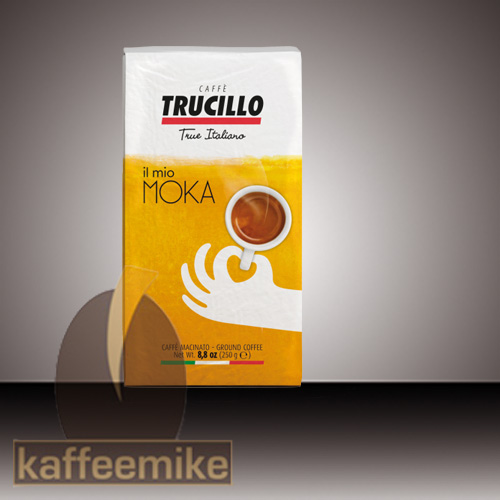 Trucillo Caffe Moka Espresso 250g gemahlen