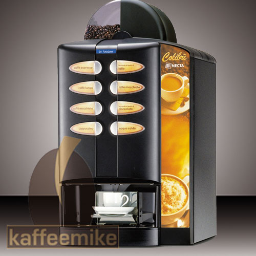 necta colibri es kaffeeautomat espressoger te reiniger. Black Bedroom Furniture Sets. Home Design Ideas