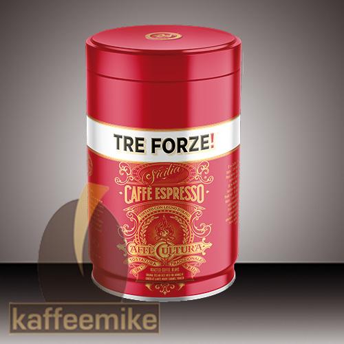 Tre Forze Caffe Espresso Kaffee 250g Bohnen
